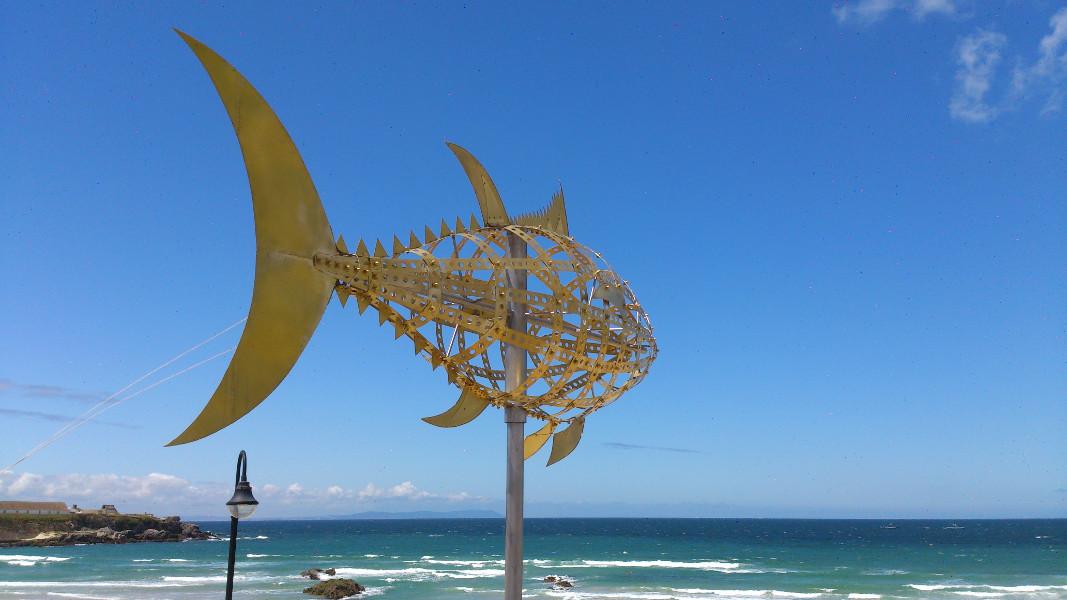 Monumento al Atún de Almadraba