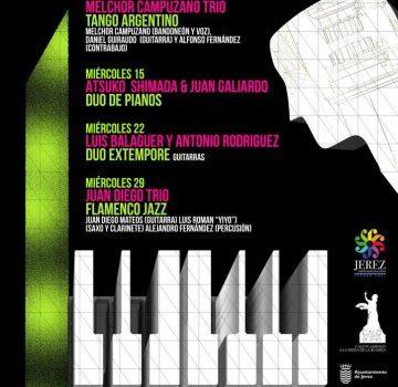 Programa del Festival MIMA 2020 en Jerez
