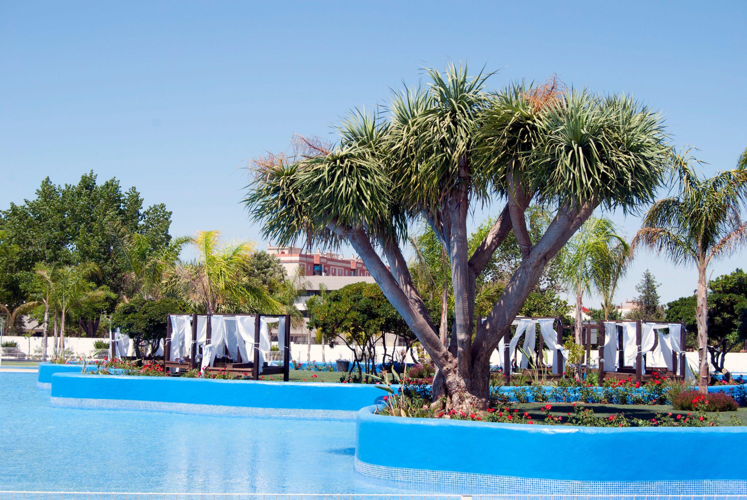 Arena Village es el nuevo nombre de Piscinas Jerez