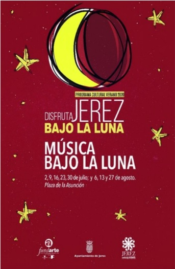 Música bajo la luna, ciclo de conciertos en la Plaza de la Asunción