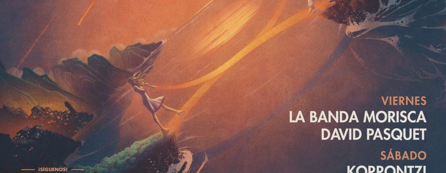 El cartel del Xera Festival 2020