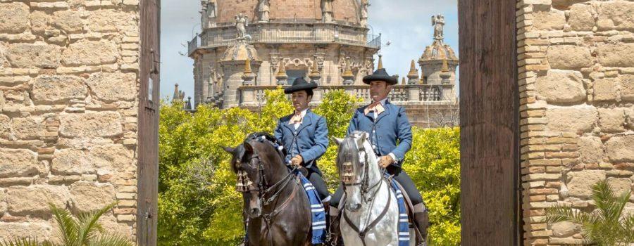 Fotografía de Jerez de la exposición Cádiz quiere verte