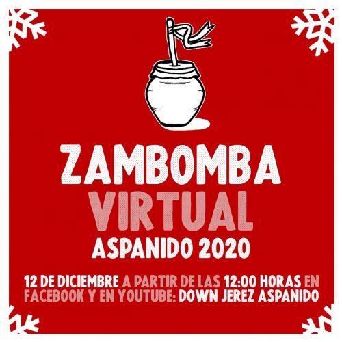 Zambomba virtual de Aspanido