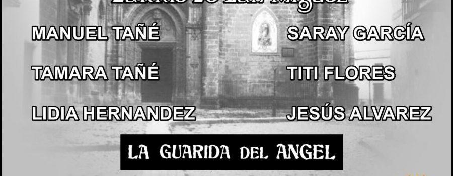 Zambomba en La Guarida del Ángel