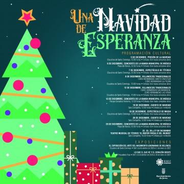 Programación cultural de la Navidad 2020 en Jerez