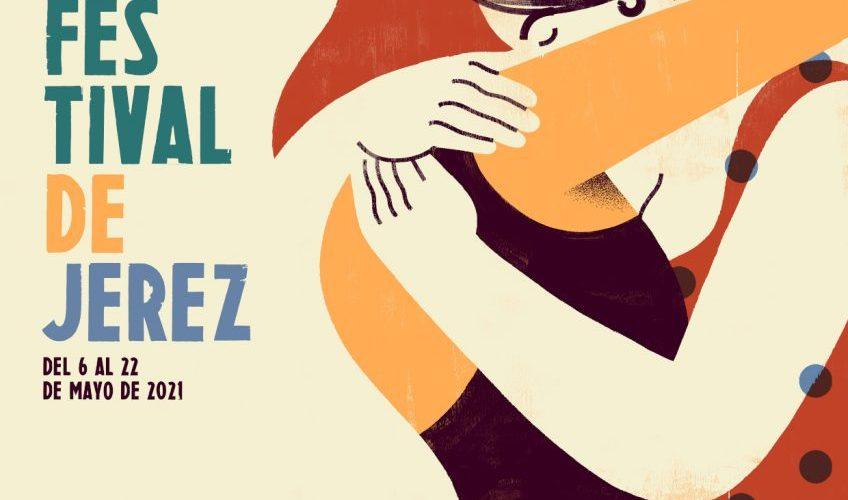 Programa del 25 Festival de Jerez, que se celebrará en mayo