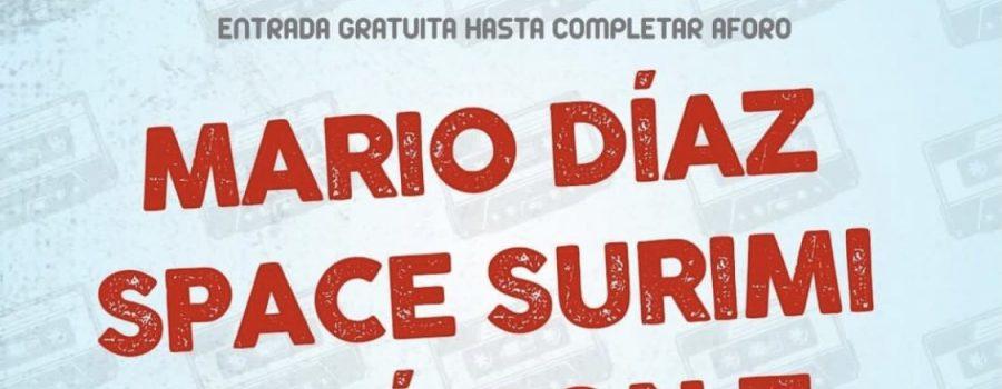Cartel del festival Astoria Music que se celebrará en Jerez el sábado 3 de julio
